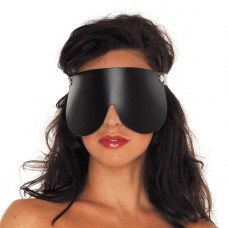 Leather Blindfold