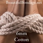 6mm Cotton Rope