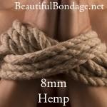 8mm Hemp Rope