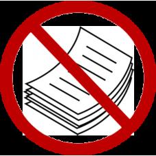 Omit Paperwork