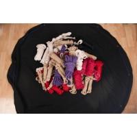 Round Rope Bag - Large